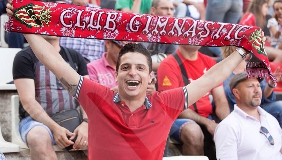 El Nàstic derrota al Girona (3-1) i surt del descens