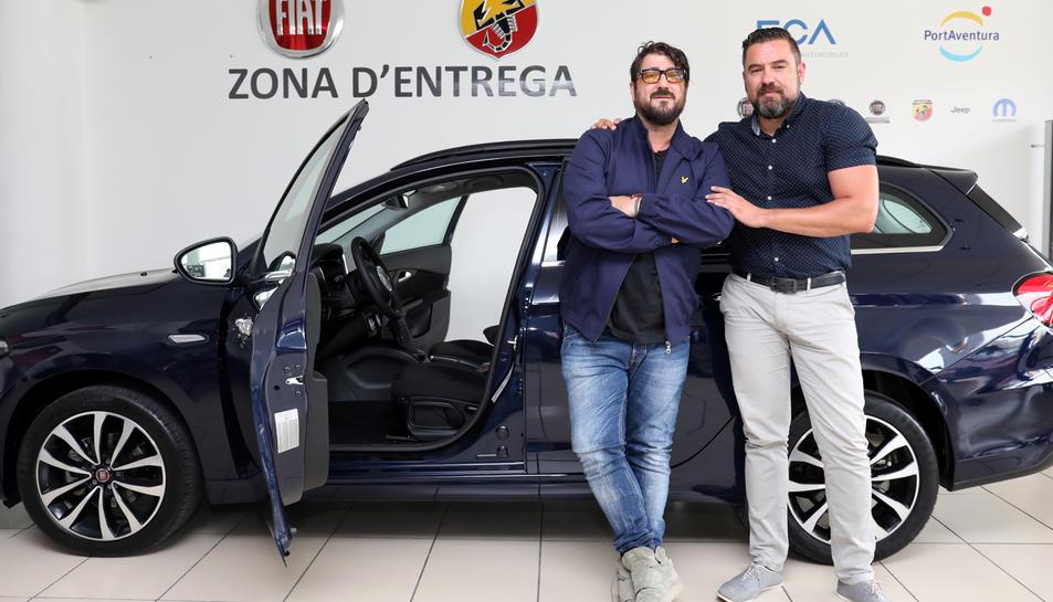 Antonio Orozco a Tarragona