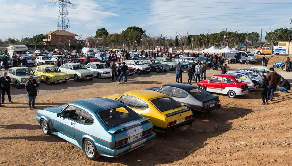 Dissabte també hi haurà un vermut popular organitzat pel Club de Vehicles Clàssics de La Pobla i pel Capri Club Catalunya.