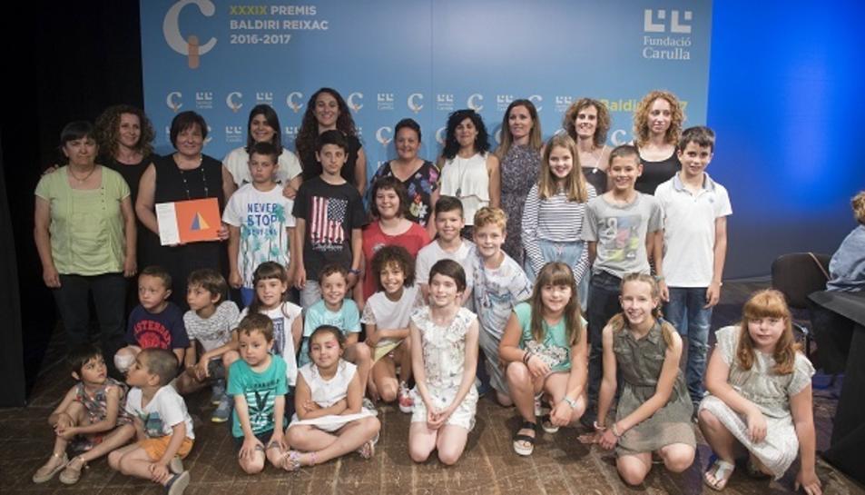 L'Escola Bernardí Tolrà de Vila-rodona.