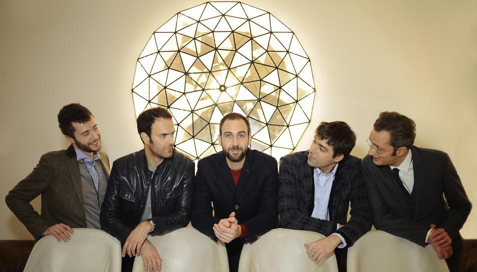 Els Blaumut presentaran a Tarragona el seu últim treball discogràfic.