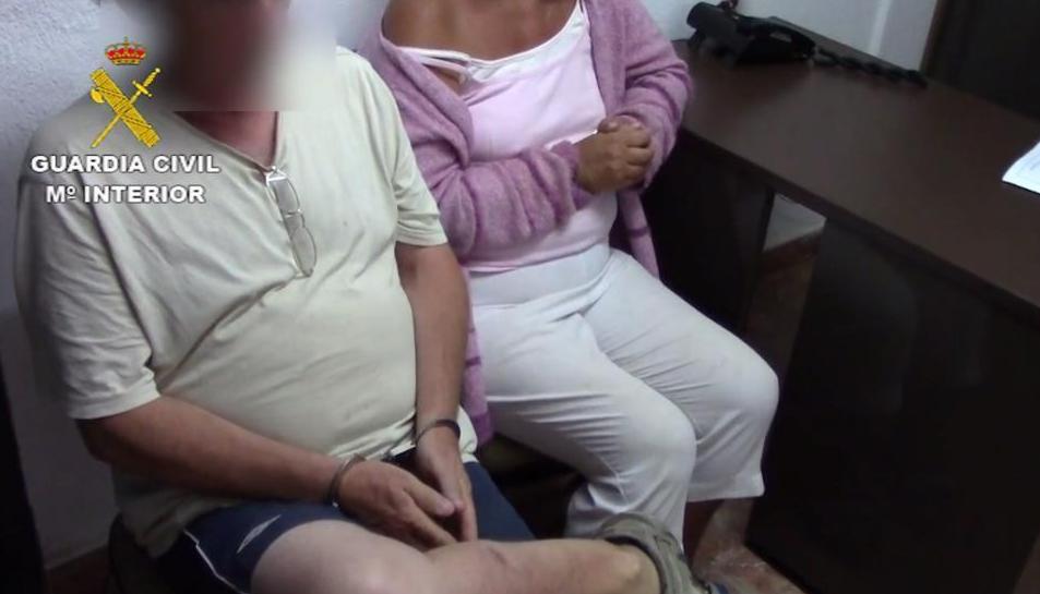 El matrimoni va fugir de Gran Bretanya a Mallorca per evitar el seu ingrés a la presó.