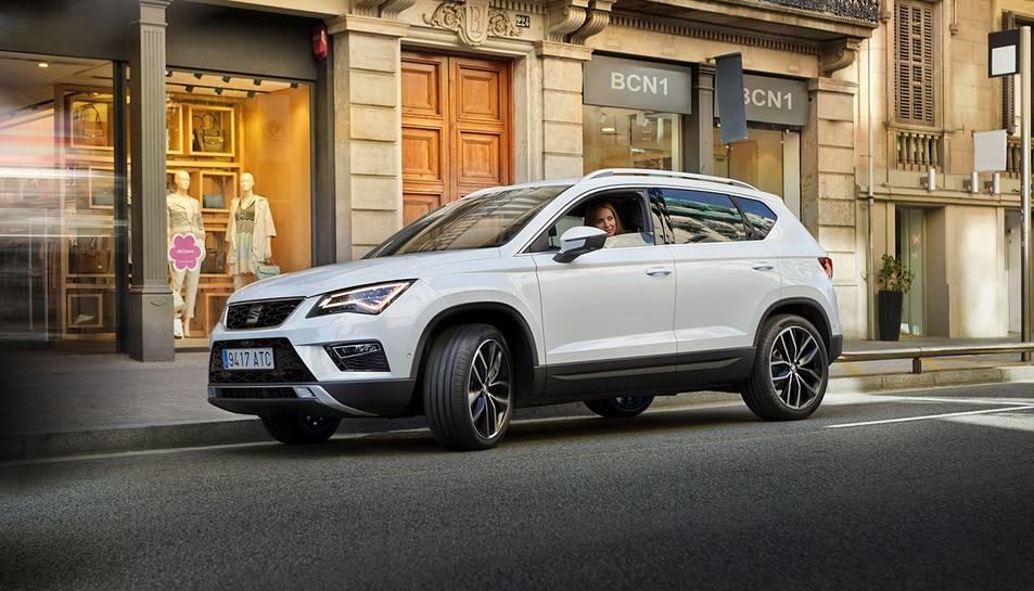 El nou SUV de la marca serà 'el germà gran' de l'actual Ateca.
