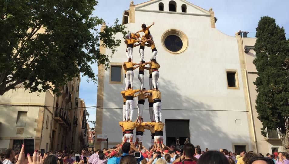 5de7 dels Bordegassos de Vilanova a la plaça del Rei