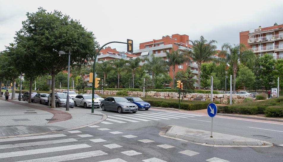 El barri Horts de Miró és una de les zones de la perifèria on es podrien fer activitats culturals.