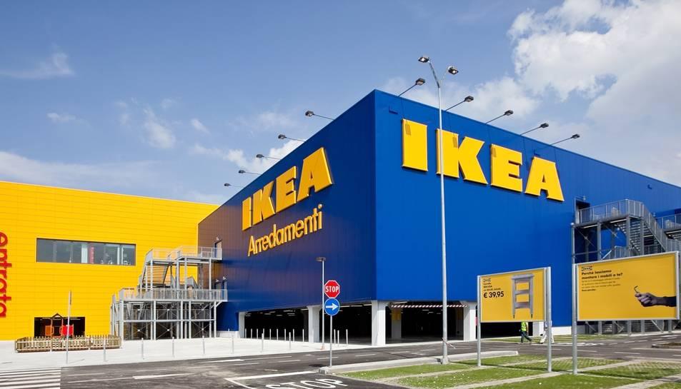 El centre comercial d'Ikea a Tarragona obrirà les portes al públic l'estiu del 2018, si es compleix la previsió de l'empresa sueca.