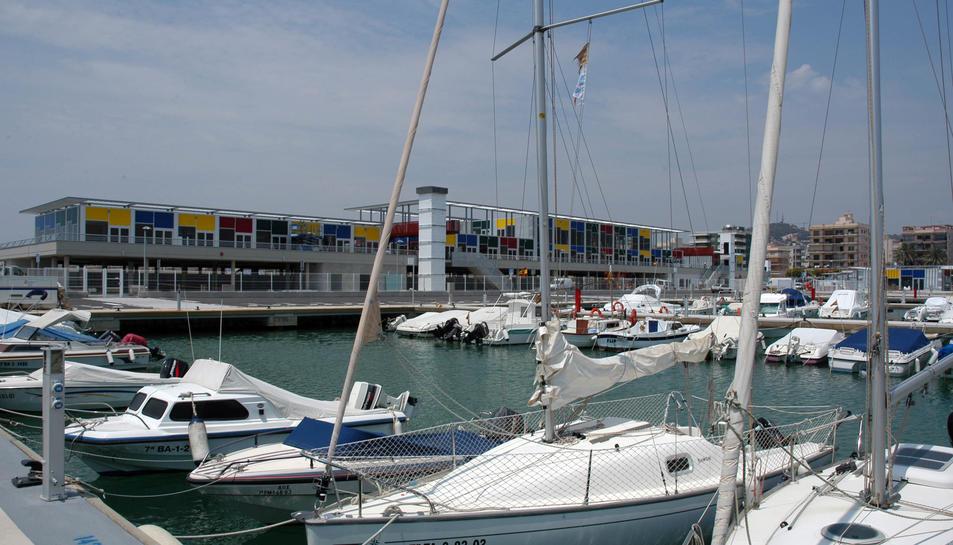 Imatge d'arxiu del Port de Segur.