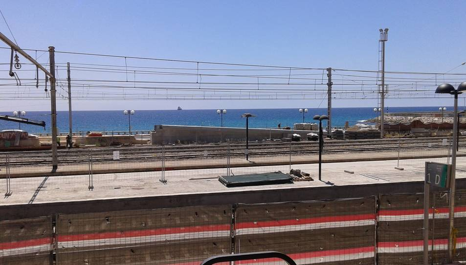Una imatge del Port.