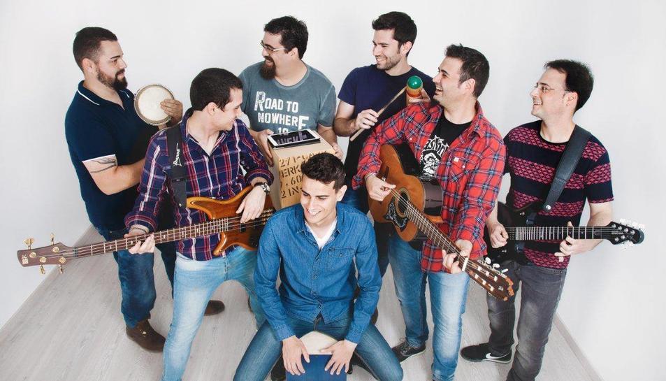 El Mafio, un dels grups finalistes del Reussona 2017.