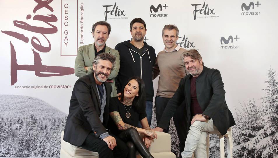 Pere Arquillué, Leonardo Sbaraglia, Ginés García Millán, i la debutantMi Hoa Lee protagonitzen la ficció.