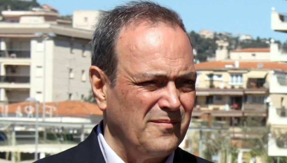 L'actual regidor Joan Olivella.