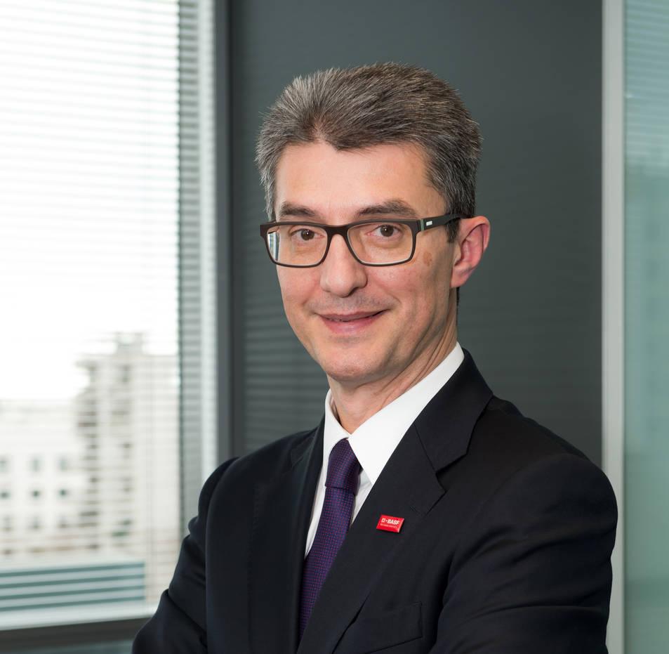 Carles Navarro, director General de BASF Española.
