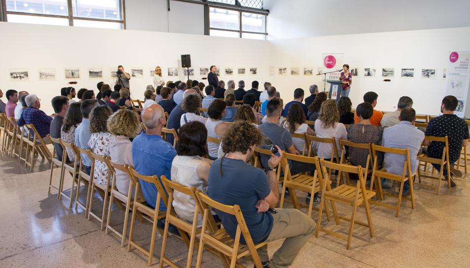 Acte de lliurament de la 23a edició del Concurs de Vins Embotellats de la DO Tarragona