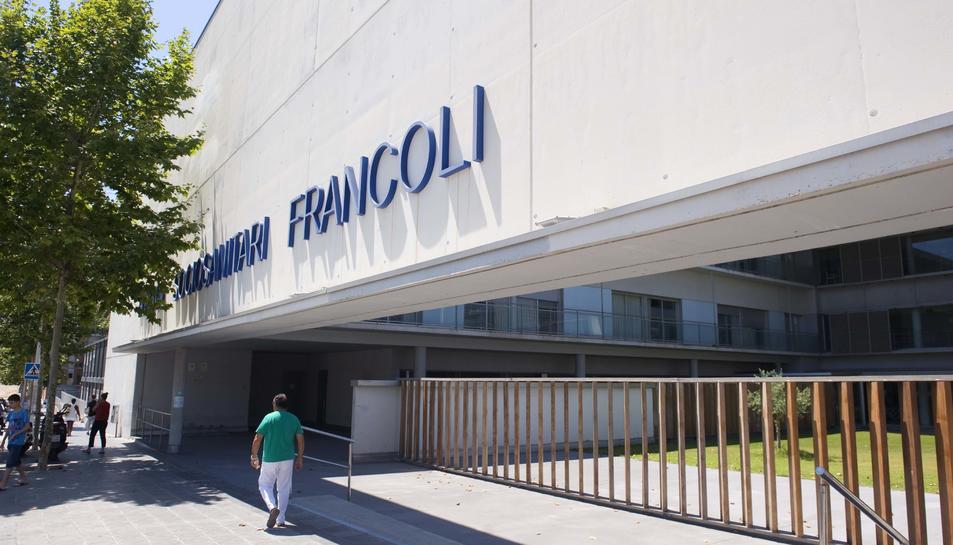 Imatge d'arxiu del Sociosanitari Francolí, gestionat pel GiPPS.