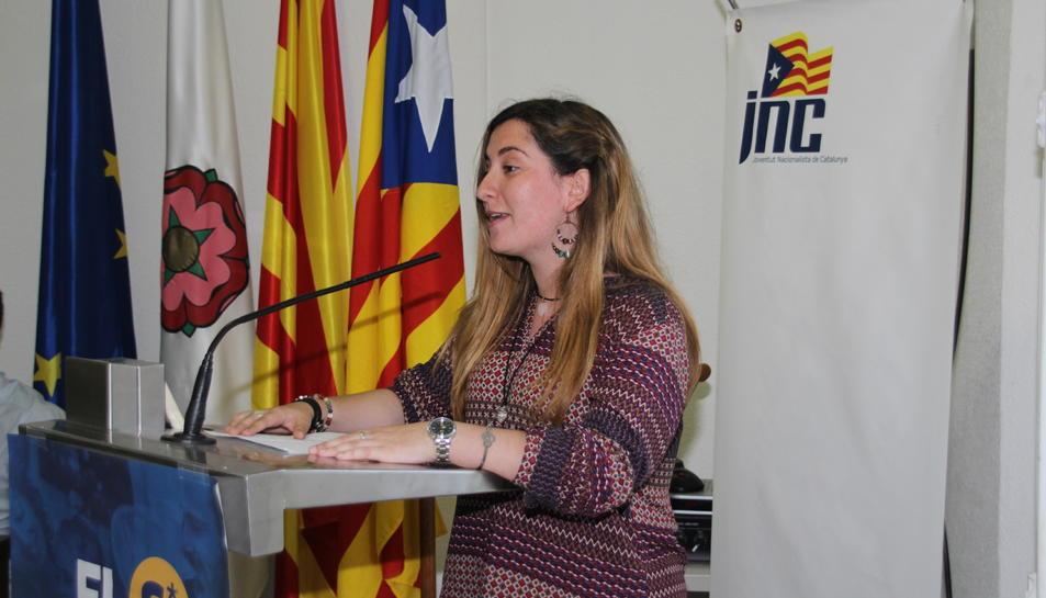Patrícia Agudo, nova presidenta de la JNC.