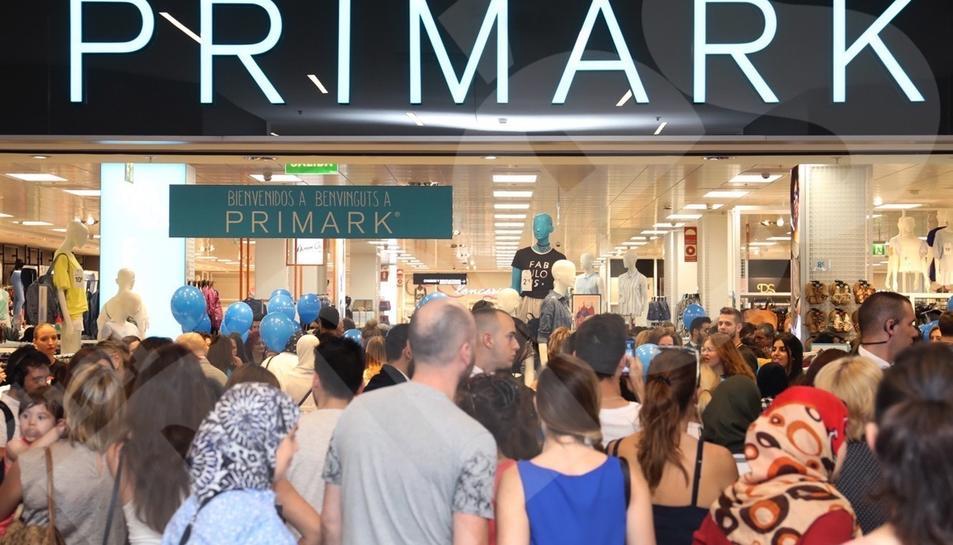 Inauguración de Primark Tarragona.2