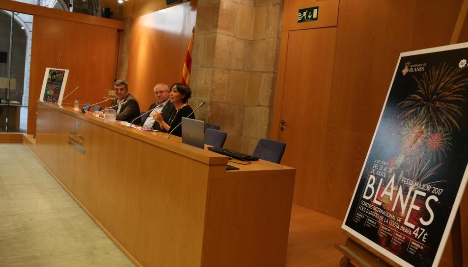 Regidors de Tarragona i de Blanes.