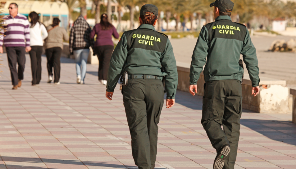 Les detencions s'han efectuat dins el marc de l'operació 'Entrepà' duta a terme per la Guàrdia Civil.