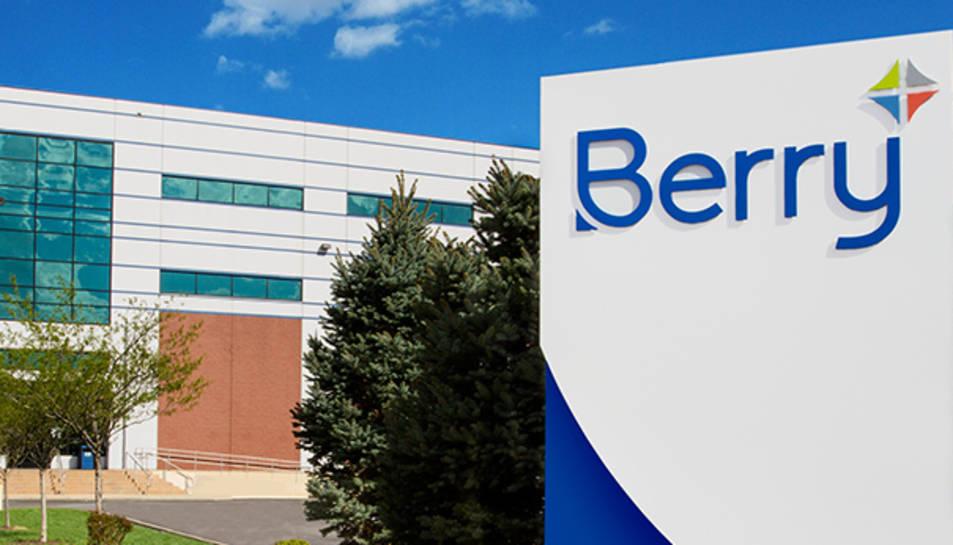 Imatge de la seu corporativa de l'empresa Berry.