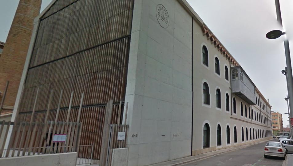 La seu ja existent a Tarragona ciutat de l'Agència es troba al carrer del Vapor.