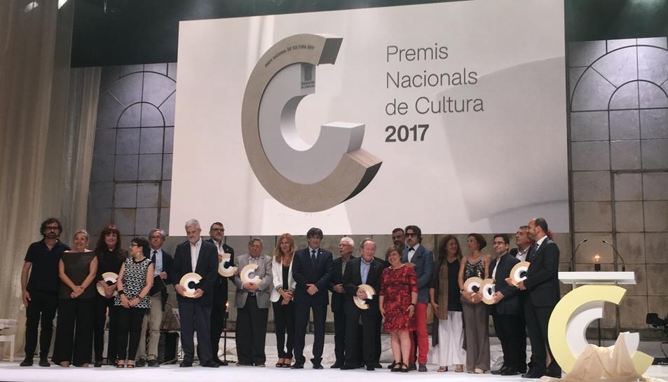 El Premi Nacional de Cultura reconeix la posada en valor que ha fet la Fundació Fenosa de l'obra de l'escultor des de la casa del Portal del Pardo.