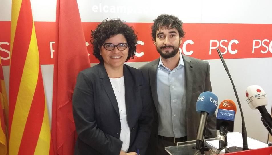 Carles Castillo i Rosa Maria Ibarra