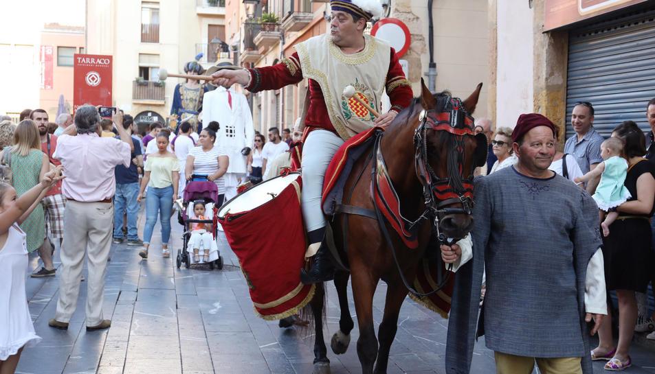 La procesión de Corpus