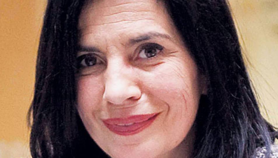 Ana Santos, regidora de Serveis a la Persona de l'Ajuntament de Tarragona.