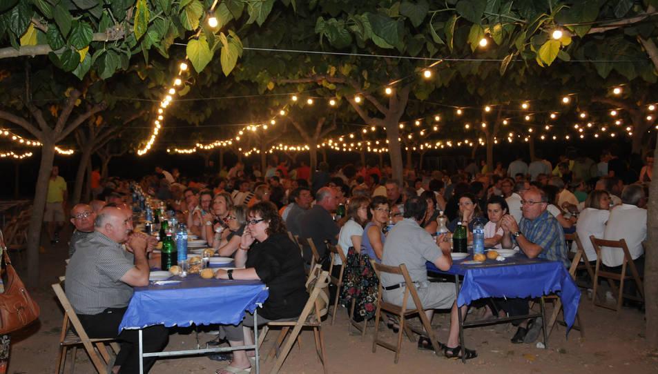 El sopar a la fresca serà la nit del dissabte 1 de juliol.