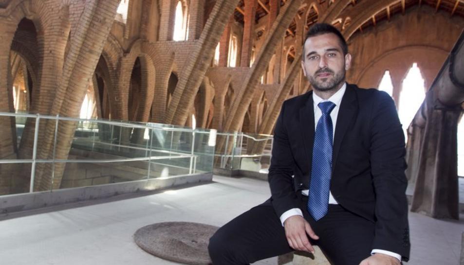 Joaquim López és director del Villa Retiro Grup, l'empresa organitzadora de l'esdeveniment.