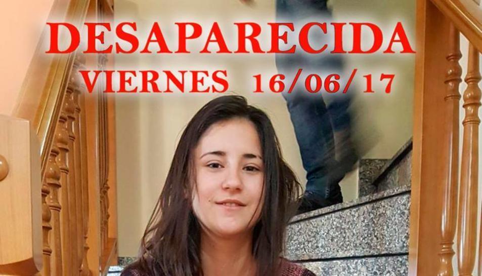 Chiara O, de 15 anys, va desaparèixer el passat divendres i podria estar per Tarragona o Reus.