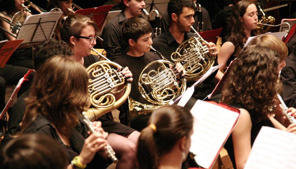 Els alumnes dels conservatoris de la Diputació oferiran concerts i actuacions gratuïtes a Tarragona, Reus i Tortosa