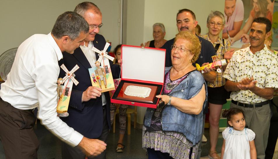 Sant Josep Obrer homenajea «a los que han creído en el barrio y lo han hecho mejorar»