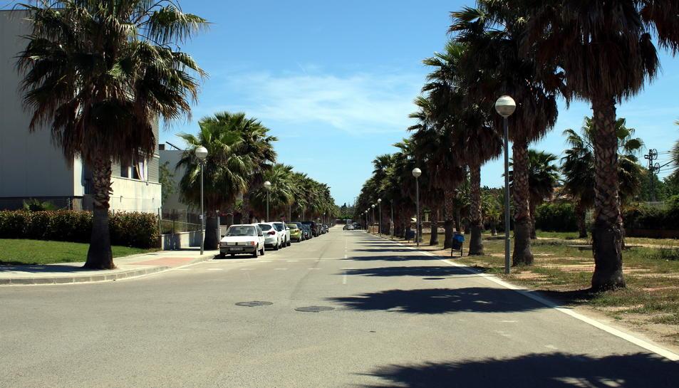 El mercat es trasllada al carrer Vinyet.