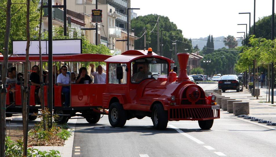 L'empresa valenciana Viajes Transvia Tours gestionarà aquest estiu el servei.