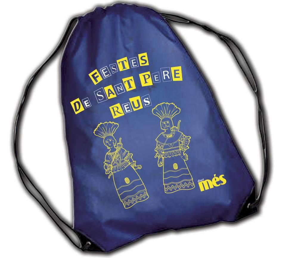 La bossa de la festa de Sant Pere.