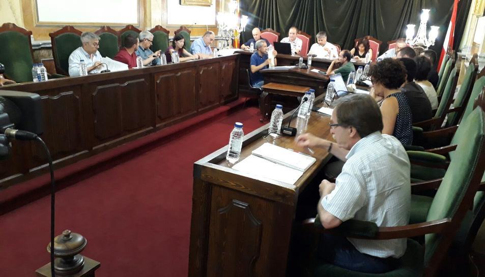 Tots els grups del consistori vallenc van votar favorablement a la nova mesura.