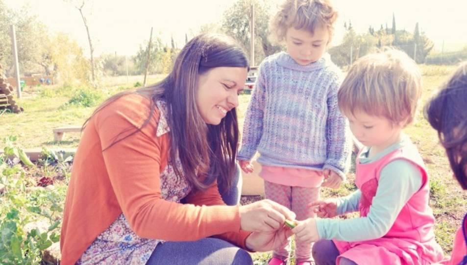El projecte educatiu compta, actualment, amb 82 infants i 154 socis.