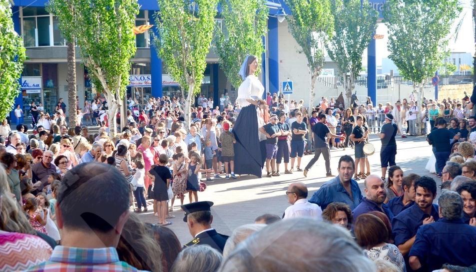 Procesión de Sant Pere del Serrallo. 1