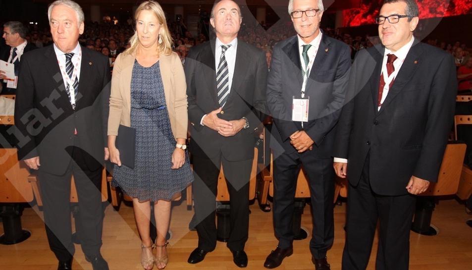 Dow celebra cincuenta años de presencia en Tarragona pensando en retos de futuro (I)