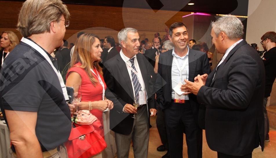Dow celebra cincuenta años de presencia en Tarragona pensando en retos de futuro (II)