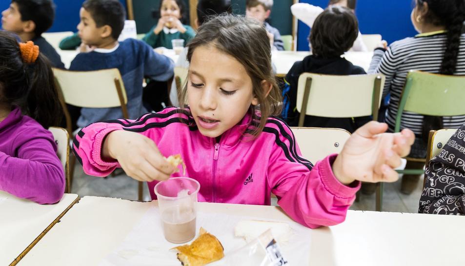 La lluita contra la pobresa infantil és un dels objectius de la convocatòria de les ajudes.