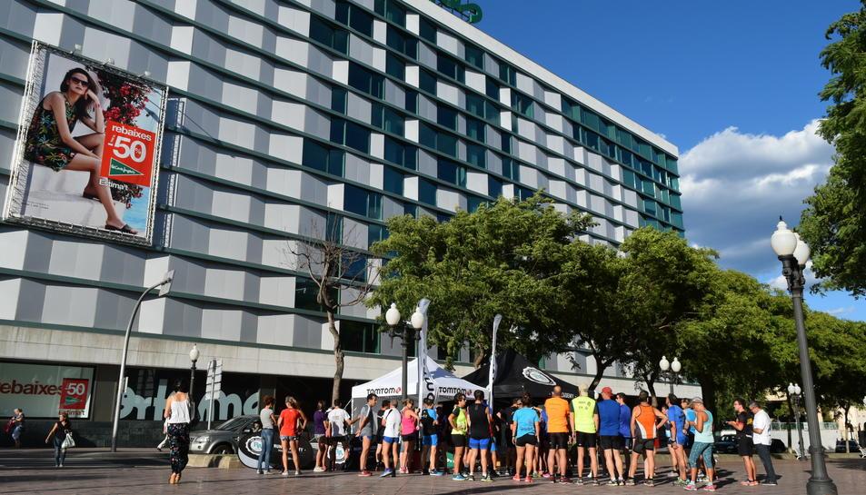La Run Academy és el club de corredors del Corte Inglés.