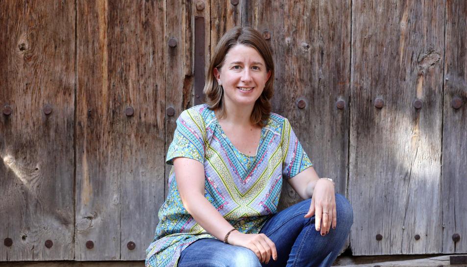 Marina Gay, Directora de xarxes del programa Escola Nova 21
