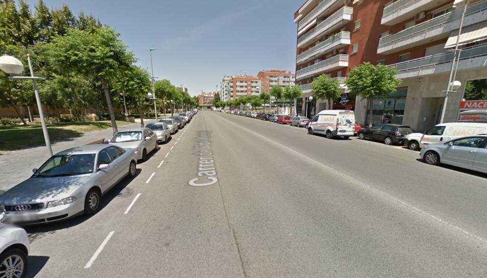 Els fets van succeir a l'Avinguda Vidal i Barraquer.