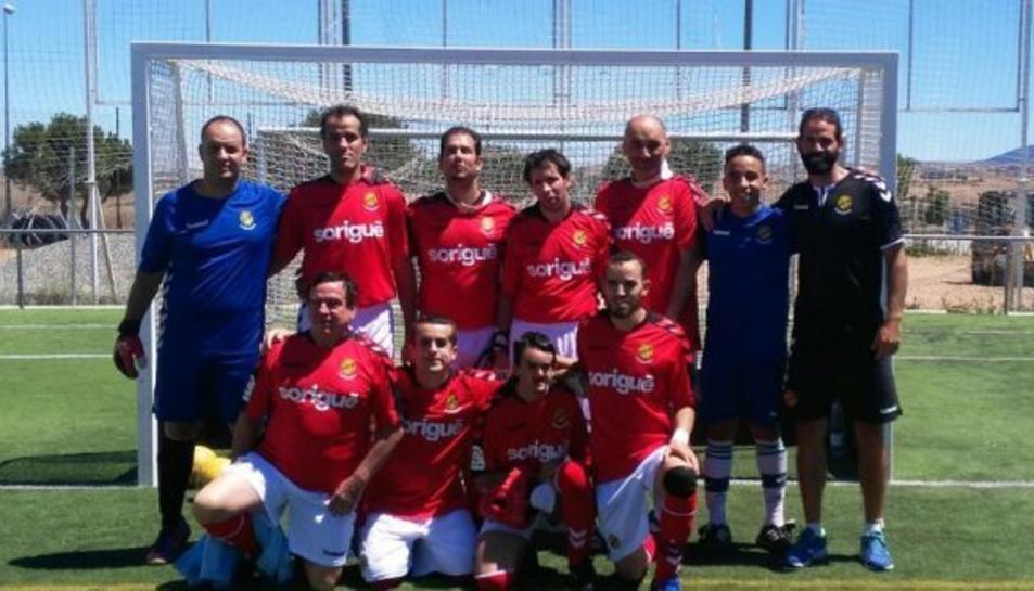 L'equip grana va guanyar per 5-1 al BNFIT ONCE Madrid.