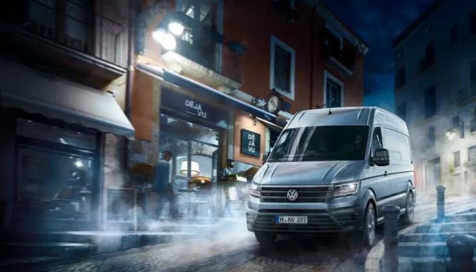 Imatge de la nova furgoneta