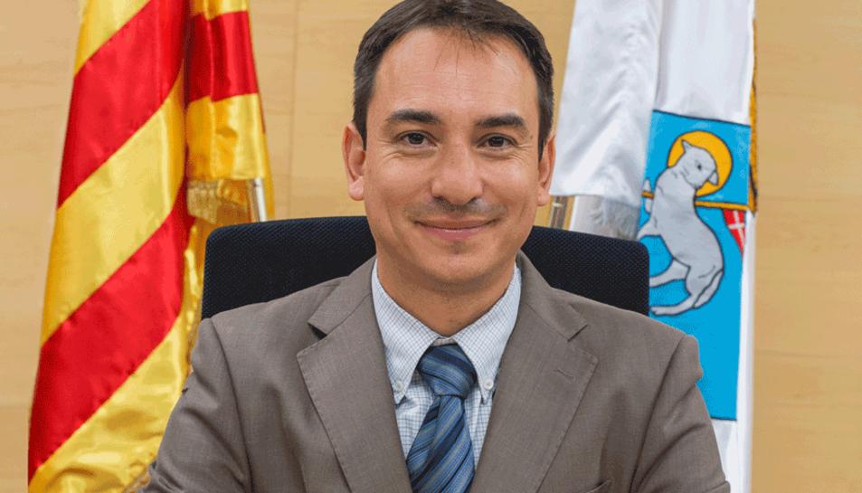 NIcolas García, nou gerent del Consell Comarcal del Tarragonès