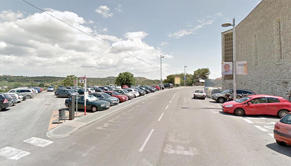 L'aparcament del passeig Torroja, davant del Sant Pau, també estarà més vigilat.
