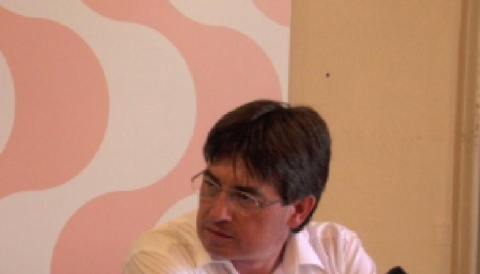 Imatge d'arxiu del secretari general de l'Ajuntament de Tarragona, Josep Mari Font.